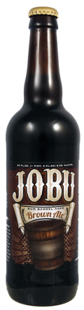 Capital Jobu Rum Barrel Aged Brown Ale