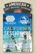 Banks's / Three Weavers / Golden Road California Session IPA