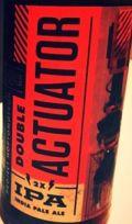 Bottle Logic Double Actuator