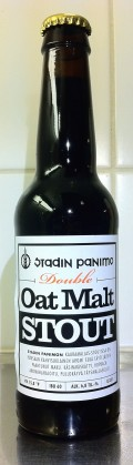 Stadin Double Oat Malt Stout