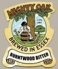 Mighty Oak Burntwood Bitter