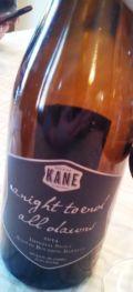 Kane A Night to End All Dawns - Vanilla Bean