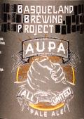 Basqueland Aupa All United Pale Ale