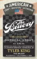 Caledonian / The Bruery Oatmeal Stout