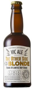 Vic Ale The Other Side of the Blonde