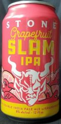 Stone Stochasticity Project Grapefruit Slam IPA