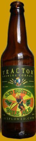 Tractor Brewing Sodbuster Pale Ale