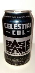 Base Camp Celestial Meridian Cascadian Dark Lager