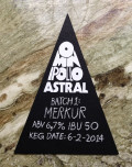 Omnipollo Astral Fresh Keg IPA - Merkur
