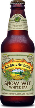 Sierra Nevada Snow Wit White IPA