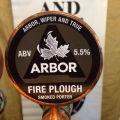 Arbor / Wiper and True Fire Plough