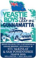 Adnams / Yeastie Boys Gunnamatta