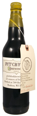 Pitchfork Barrel Aged Vanilla Rose Imperial Porter