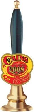 Cains 2008 Ale / Culture Beer (Cask)