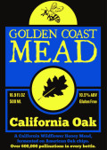 Golden Coast California Oak Mead
