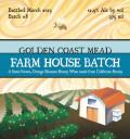 Golden Coast Farm House Batch Mead