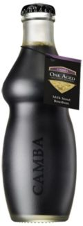 Camba Bavaria Oak Aged Milk Stout - Bourbon