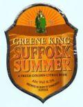 Greene King Suffolk Summer