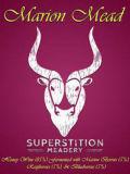 Superstition Marion Mead - Sparkling