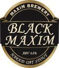 Maxim Black Maxim