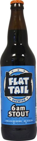 Flat Tail 6 AM Stout