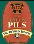 Golden Valley Red Hills Pils