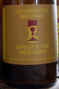 Grassroots / Mikkeller Wheat is the New Hops IPA