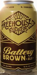 Freehouse Battery Brown Ale