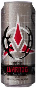 Klingon Warnog Roggen Dunkel