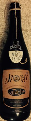 The Ale Apothecary La Tache - Rum Barrel-Aged w/ White Peaches