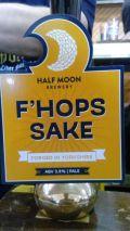 Half Moon F'Hops Sake