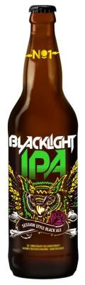 Widmer Brothers 30th Anniversary Collaboration #1: Blacklight IPA