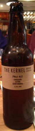 The Kernel Pale Ale Cascade Citra Centennial