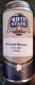 49th State Smoked Märzen