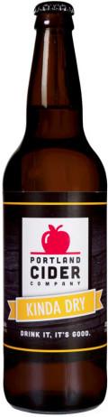 Portland Kinda Dry Hard Cider