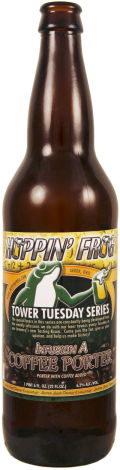 Hoppin' Frog Tower Tuesday Infusion A - Coffee Porter