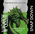 Wasatch Snap Down India Pale Lager