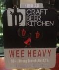 Stewart Craft Beer Kitchen Wee Heavy