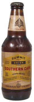 Summit Union Series #3: Southern Cape Sparkling Ale