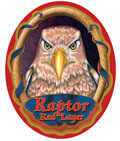 Mendocino Raptor Red Lager