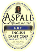 Aspall Dry Suffolk Cyder (Bottle)