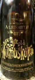 AleSmith Old Numbskull - Brandy Barrel Aged