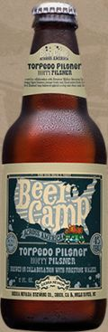 Sierra Nevada / Firestone Walker Beer Camp Torpedo Pilsner