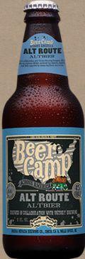 Sierra Nevada / Victory Beer Camp Alt Route