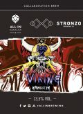 All In Brewing / Stronzo 100% Viking