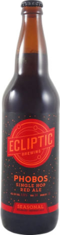 Ecliptic Phobos Extra Red Ale