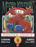 Grizzly Paw Moose Knuckle Winter Oatmeal Stout