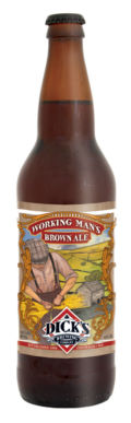 Dick's Working Man's Brown Ale