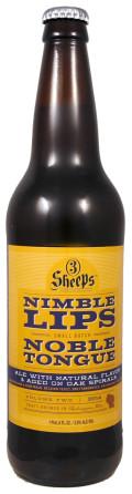 3 Sheeps Nimble Lips Noble Tongue Series  #2: Sour Ale