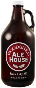 Woodshed Sauk Hop Ale Ale